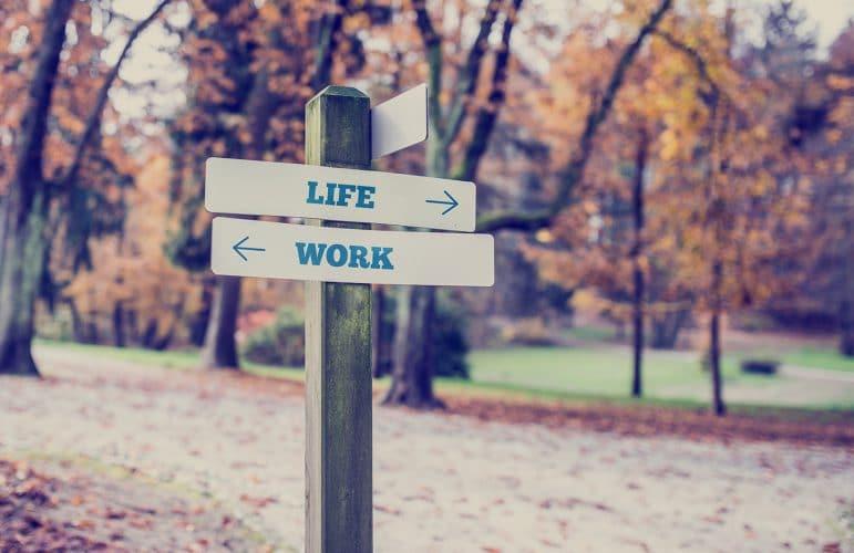 práce a osobní život